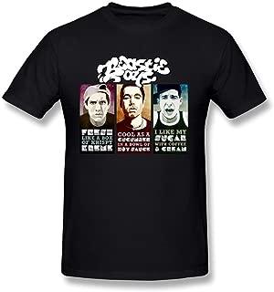 WunoD Men's Beastie Boys 3 Members Poster T-Shirt