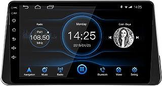 أندرويد 10.1 راديو سيارة ستيريو 10.1 بوصة شاشة لمس عالية الوضوح GPS الملاحة بلوتوث USB مشغل 2G DDR3 + 16G NAND ذاكرة فلاش ...