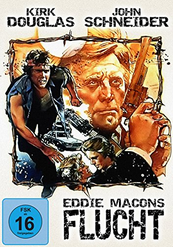 Kopfjagd (Eddie Macon's Run) [DVD]