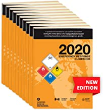 "2020 Emergency Response Guidebook (ERG) 10-pk. - English - 5.5"" x 7.5"" (Standard Size), Softbound - J. J. Keller & Associa..."