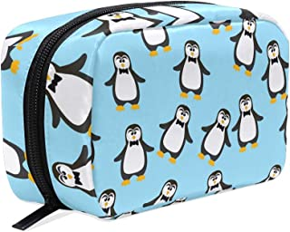 Makeup Bag Cartoon Cute Penguin Cosmetic Pouch Clutch