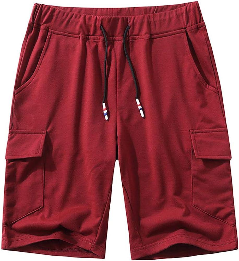 QPNGRP Men's Cargo Shorts