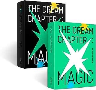 ティーエックスティー - THE DREAM CHAPTER : MAGIC [Random ver.] アルバム+100ページフォトブック+フォトカード2枚+Folded Poster+追加特典両面フォトカードセット [韓国盤]