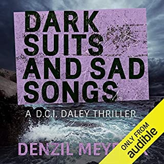 Dark Suits and Sad Songs audiobook cover art