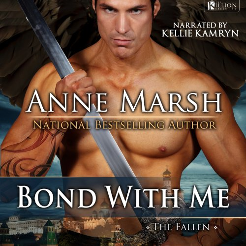 Bond with Me audiobook cover art