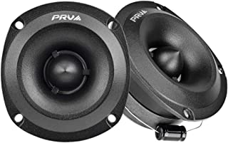 $28 » PRV AUDIO TW350Ti-4 Slim Pro Car Audio Tweeter - Titanium Bullet Tweeter 4 Ohms - HIGH SPL Super Tweeter - Ultra Slim Easy...