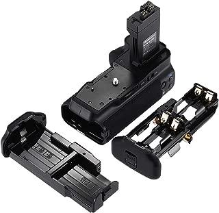 Powerextra BG-E8 Battery Grip for Canon EOS 550D/600D/650D/700D Rebel T2i/T3i/T4i/T5i SLR Cameras