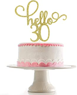 Best cake topper 30 birthday Reviews