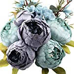 leagel-fake-flowers-vintage-artificial-peony-silk-flowers-bouquet-wedding-home-decoration-pack-of-1-spring-blue