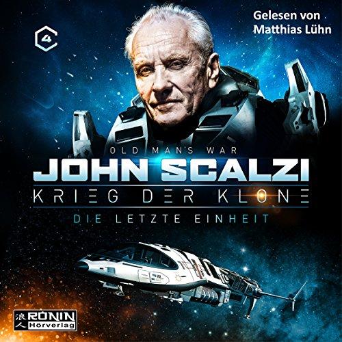 Die letzte Einheit (Krieg der Klone 4) Titelbild