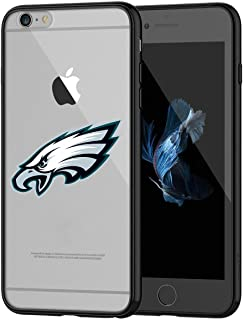 iPhone 6s Tough Case, Shock Absorption TPU + Translucent Frosted Anti-Scratch Hard Backplate Back Cover for iPhone 6 / 6s - Black