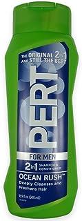 Pert For Men 2 in 1 Ocean Rush Shampoo & Conditioner - 16.9 fl oz