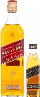 Johnnie Walker Red Label Blended Scotch Whisky Whisky 1 x 0.75 l
