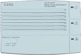 جهاز كشف تسرب الغاز مع فوزر و 8 أمبير ريلاي ليكساج الغاز LPG يسرب GPLR 7307B PERRY الكهربائية