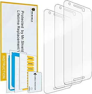 Mr.Shield for LG (Google) Nexus 5X 2015 Newest Premium Clear Screen Protector [3-Pack] with Lifetime Replacement