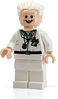 LEGO Minifigure - Back to The Future - DOC Brown