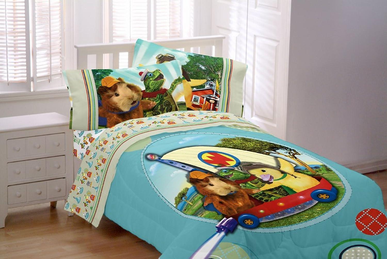 punto de venta Wonder Pets Mascotas Maravilla súper Mascotas Doble Colcha Colcha Colcha  más vendido