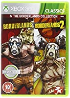Borderlands 1 & 2 Collection (360) (輸入版)
