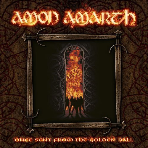 ONCE SENT FROM THE GOLDEN HALL(2CD) by AMON AMARTH
