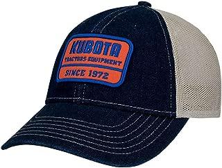 Kubota Denim & Khaki Mesh Cap