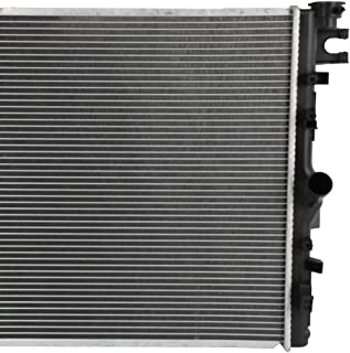 SCITOO Radiator Compatible with 2007-2018 Jeep Wrangler CU2957