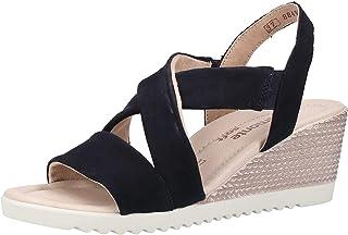 71787db362e6b Remonte Women Sandals Blue, (Navy) D3446-14