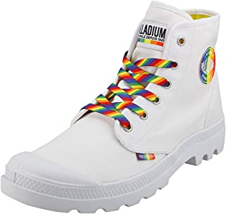 Palladium Pampa Pride 132 White Rainbow 76521-132