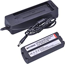 Batmax 1Pc 2000mAh NB-CP2L,NB CP2L NB-CP1L Battery + Charger Adapter for Canon Photo Printers SELPHY CP1300 CP1200 CP100,CP200,CP220,CP300,CP330,CP400,CP510,CP600,CP710,CP730,CP770,CP780,CP790,CP800