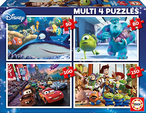 Educa Borrás Disney Multipuzzle (15615)