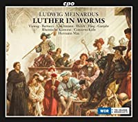 Ludwig Meinardus: Luther in Worms by Corby Welch