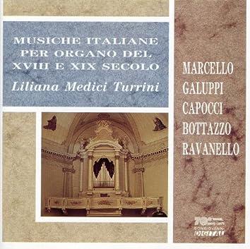 Musiche Italiane per Organo del XVIII e XIX Secolo