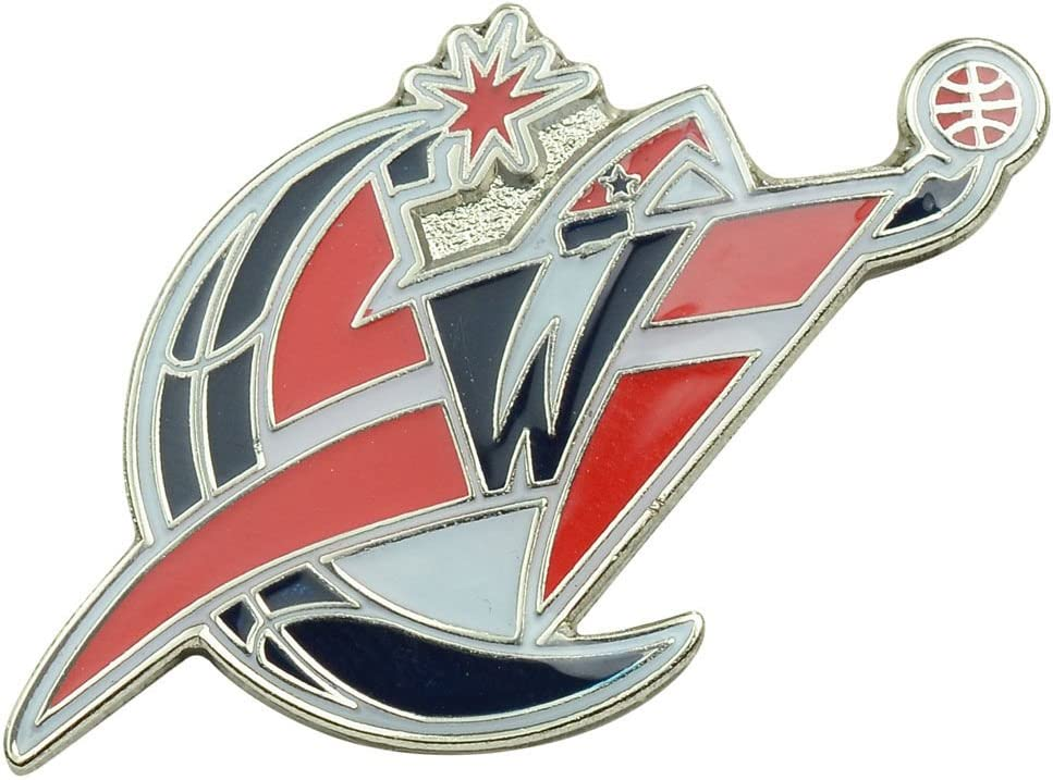 NBA Our shop most popular Washington Wizards Cheap mail order sales Pin Logo