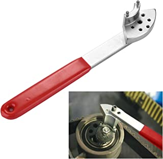 BestTeam Timing Belt Tensioner Wrench, Engine Timing Belt Tension Tensioning Adjuster Pulley Wrench Tool For VW Audi