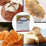 aheadad Bakers - Pan harina, 500 g, pan, elevador, secado, activa, alta glucosa, tolerancia, cocina, suministros para harina y mezclas de pan
