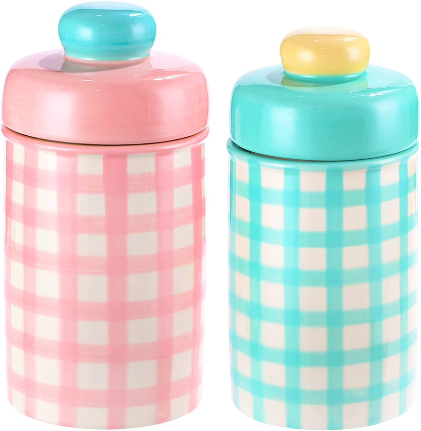 YouPeng Food Directly managed store Storage Sale Containers with Ceramic Pack 2 Airtig Lids