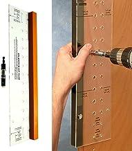 Perforadora de estante, para armario, perforación de puerta, muebles, Jig Mini bisagra, herramienta de montaje para casa, herramienta profesional de carpintería