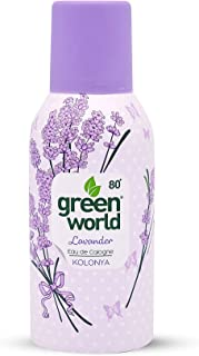 Lavander Kolonyasi by Green World, Eau de Cologne - 300 ml
