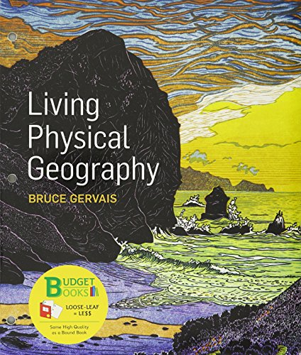 Loose leaf for Living Physical Geography & LaunchPad Access (12 months)