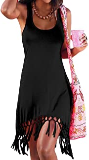 Women's Summer Beach Dress Bikini Cover Up Casual...