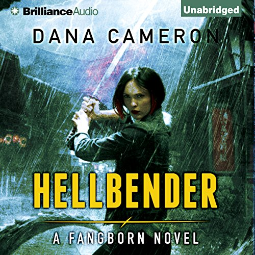 Hellbender cover art