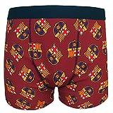 FC Barcelona - Calzoncillos oficiales de estilo bóxer - Para...