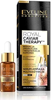 EVELINE - ROYAL CAVIAR THERAPY MULTI-NOURISHING SERUM - AMPOULE DAY&NIGHT 18ML