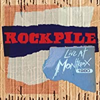 Live At Montreux 1980 by Rockpile (2011-08-23)