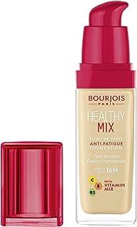 Bourjois Healthy Mix Anti-Fatigue Foundation. 51 Light Vanilla, 30 ml - 1.0 fl oz