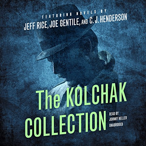 The Kolchak Collection                   De :                                                                                                                                 Jeff Rice,                                                                                        Joe Gentile,                                                                                        C. J. Henderson                               Lu par :                                                                                                                                 Johnny Heller                      Durée : 16 h et 47 min     Pas de notations     Global 0,0