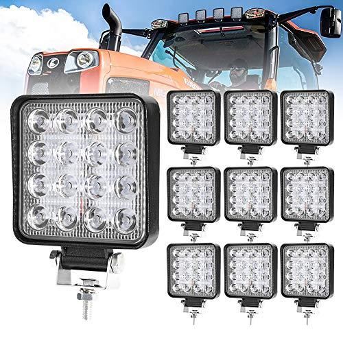 10 led work lights - 2