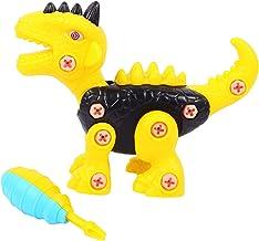 VOSAREA 1 Set Uit Elkaar Halen Dinosaurus Speelgoed Voor Kinderen Dino Set Met Gereedschap Kinderen Leren Speelgoed Verjaa...