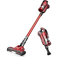 ZIGLINT Z8 Handheld Lightweight Cordless Vacuum Stick with 20KPa High Suction,LED Power Brushes,5 Head Tool Accessories