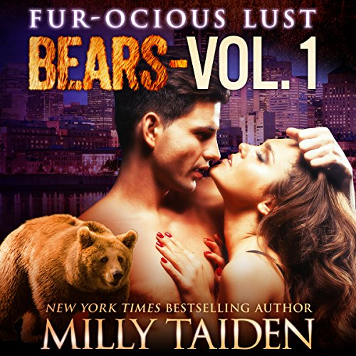 Furocious Lust Volume One: Bears audiobook cover art