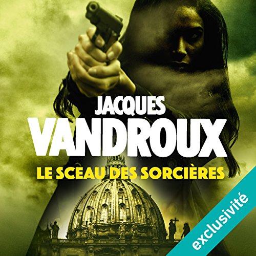 Le sceau des sorcières audiobook cover art